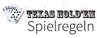 Texas Hold'em Spielregeln