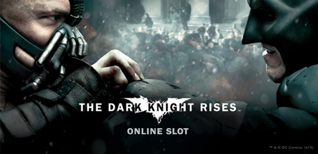 The Dark Knight Rises - Online Slot