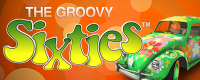 The Groovy Sixties Logo