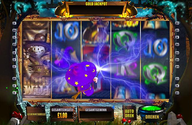 Twisted Wizard Online Spielen