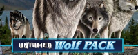Untamed Wolf Pack Logo