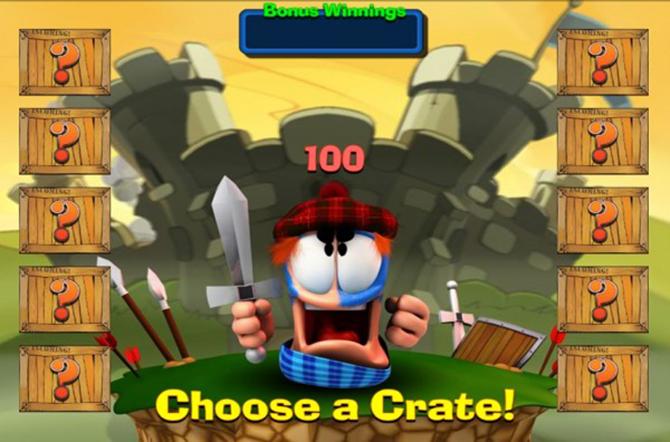 Worms Online Spielen